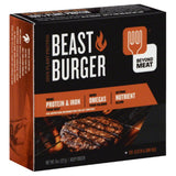 Beyond Meat Beast Burger, 8 Oz (Pack of 10)