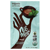 NibMore Mint Drinking Chocolate, 1.05 Oz  ( Pack of  6)