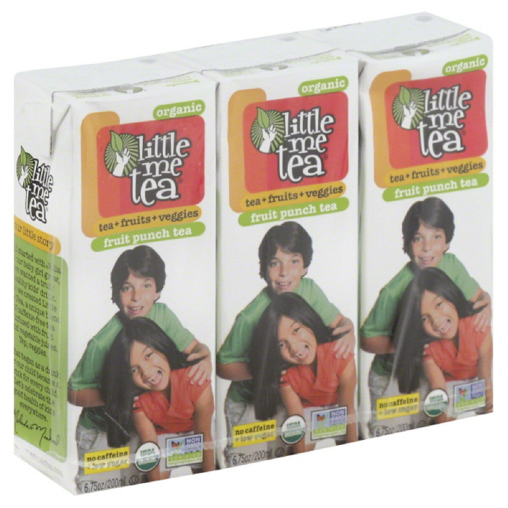 Little Me Tea Fruit Punch Tea, 20.25 Fo (Pack of 10)