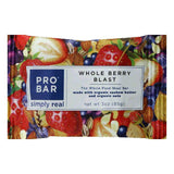 Probar Whole Berry Blast Meal Replacement Bar, 3 OZ (Pack of 12)