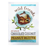 Wild Friends Chocolate Coconut Peanut Butter, 1.15 Oz (Pack of 10)