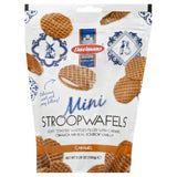 Daelmans Caramel Mini Stroopwafels, 5.29 Oz (Pack of 10)