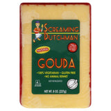 Screaming Dutchman Gouda Cheese, 8 Oz (Pack of 12)