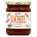 Xochitl Hot Chipotle Salsa, 15 OZ (Pack of 6)