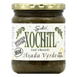 Xochitl Mild Asada Verde Salsa, 15 OZ (Pack of 6)