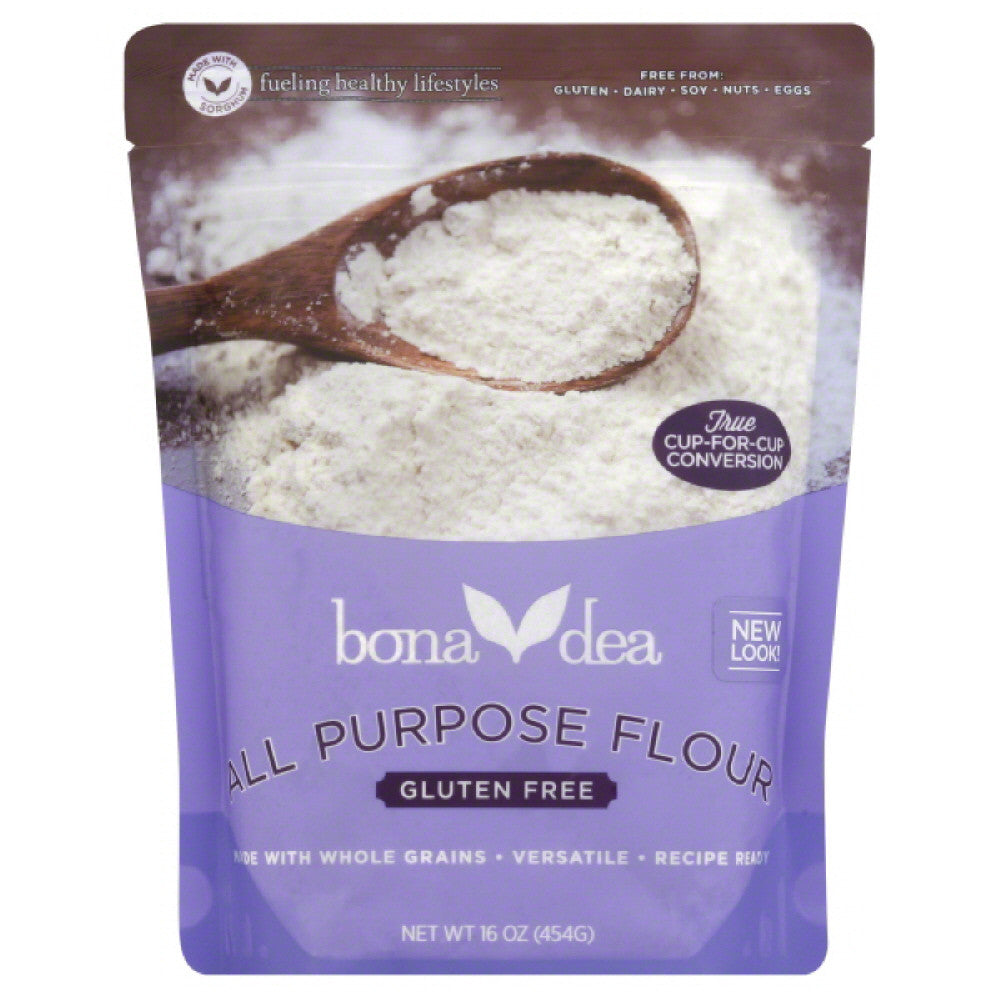 Bona Dea All Purpose Flour, 16 Oz (Pack of 6)