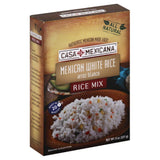 Casa Mexicana Mexican White Rice Rice Mix, 8 Oz (Pack of 12)