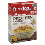 Freedom Foods Pro-Teen Crunch Cereal, 10.6 Oz (Pack of 5)