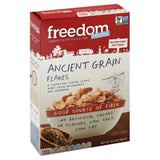 Freedom Foods Ancient Grain Flakes Cereal, 12.3 Oz (Pack of 5)