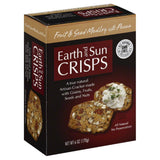 Earth and Sun Crisps Fruit & Seed Medley with Pecan Cracker, 6 Oz (Pack of 15)
