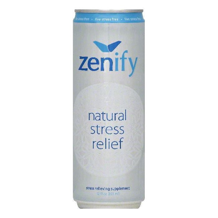 Zenify Natural Stress Relief, 12 OZ (Pack of 12)