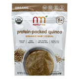 NurturMe 6+ Mths Protein-Packed Quinoa Organic Baby Cereal, 3.7 OZ (Pack of 6)