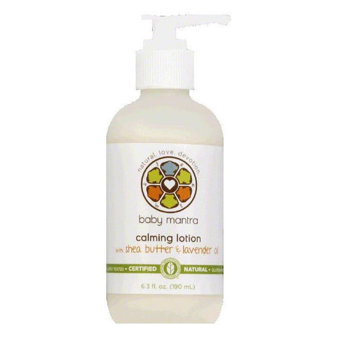 Baby Mantra Calming Lotion, 6.3 OZ