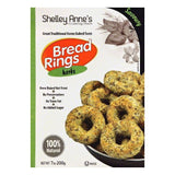 Shelley Annes Herbs Bread Rings, 7 OZ (Pack of 10)