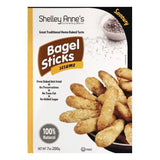 Shelley Annes Sesame Bagel Sticks, 7 Oz (Pack of 10)