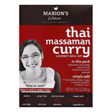 Marions Kitchen Thai Massaman Curry Gourmet Meal Kit, 12.5 OZ (Pack of 5)