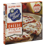 Smart Flour Foods Classic Cheese Pizza, 10 Oz (Pack of 6)