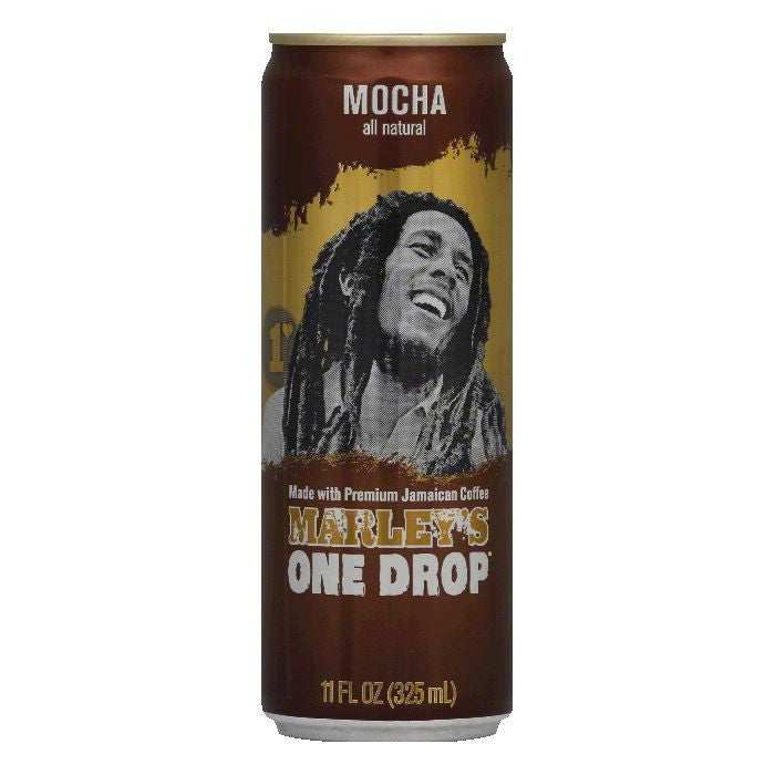 Marleys One Drop Coffee Mocha Ready to Drink, 11 OZ (Pack of 12)
