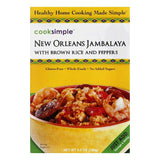 CookSimple New Orleans Jambalaya, 6.7 OZ (Pack of 6)
