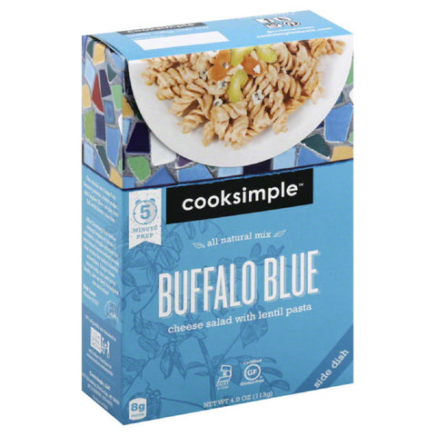Cooksimple Buffalo Blue, 4 Oz (Pack of 6)