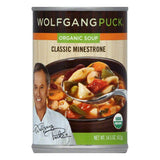Wolfgang Puck Soup Original Classic Minestrone, 14.5 OZ (Pack of 12)