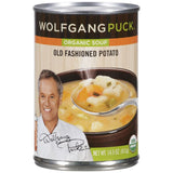 Wolfgang Puck Organic Soup Old Fashioned Potato 14.5 Oz  (Pack of 12)