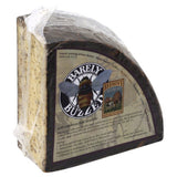 Beehive Cheese Barely Buzzed Hand Crafted Cheese With Espresso and Lavender, 10 Lb
