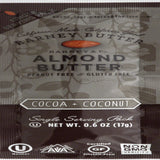 Barney Cocoa + Coconut Almond Butter, 0.6 Oz (Pack of 24)