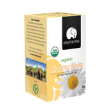 Elephantea Organic Chamomile Tea, 1.41 oz (Pack of 6)
