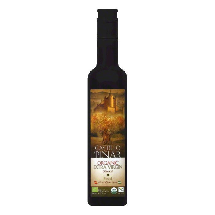 Castillo De Pinar Olive Oil XVirgin Organicanic, 500 ML (Pack of 6)