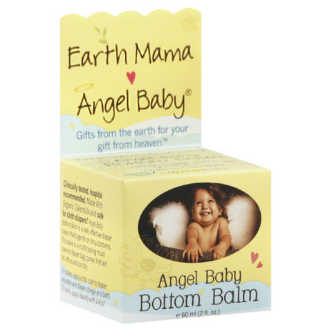 Earth Mama Angel Baby Angel Baby Bottom Balm, 2 Oz