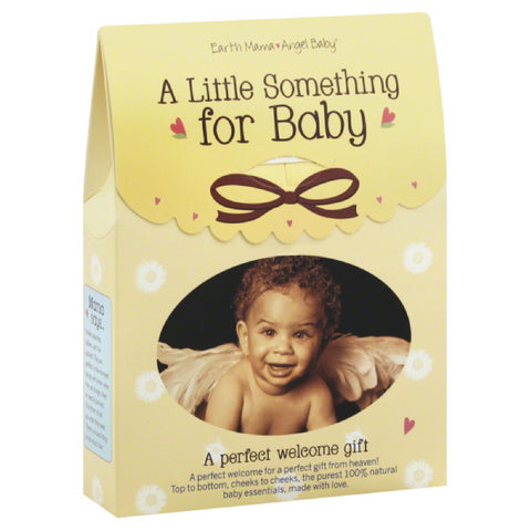 Earth Mama Angel Baby A Little Something for Baby Gift Set, 1 Ea