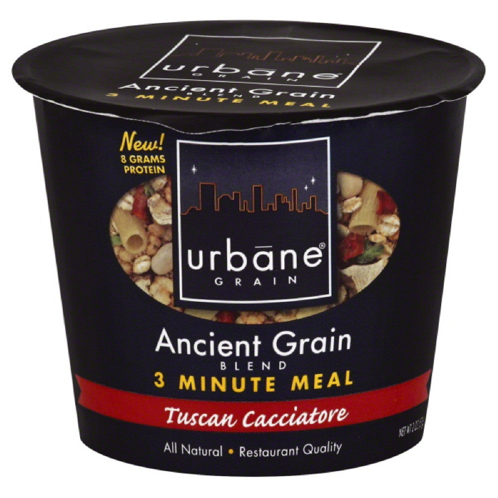 Urbane Grain Tuscan Cacciatore Ancient Grain Blend, 2 Oz (Pack of 6)