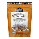 Go Raw Organic Ginger Snap Cookies, 3 OZ (Pack of 12)