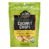 Go Raw Lime in the Coconut Coconut Crisps, 2 Oz (Pack of 12)