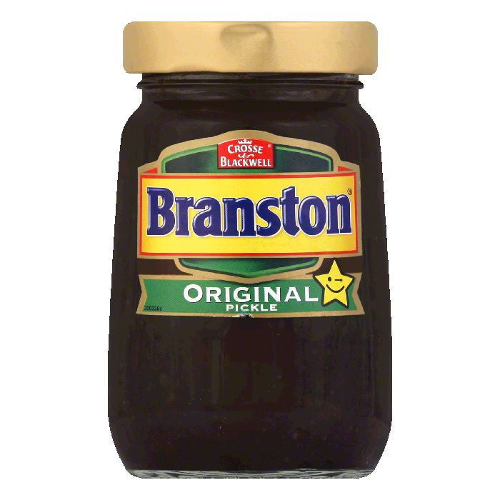 Crosse & Blackwell Original Branston Pickle, 12.7 OZ (Pack of 6)