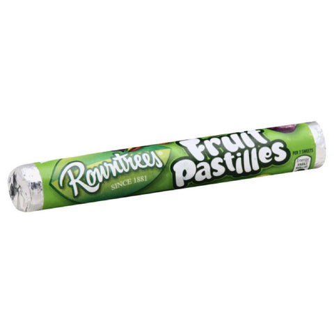 Rowntrees Fruit Pastilles, 1.8 Oz (Pack of 12)