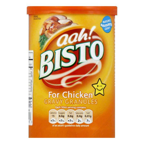 Bisto Gravy Granules Chick, 6 OZ (Pack of 12)