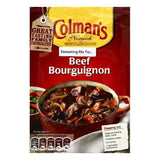 Colmans Beef Bourguignon Seasoning Mix, 1.4 OZ (Pack of 18)