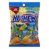 Hi Chew Assorted Flavors Fruit Chews, 3.53 Oz (Pack of 6)
