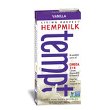Living Harvest Vanilla Hempmilk, 32 Fo (Pack of 12)