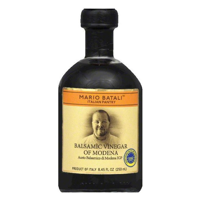 Mario Batali of Modena Balsamic Vinegar, 8.45 OZ (Pack of 6)