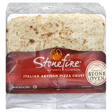 Stonefire Original Italian Artisan Pizza Crust, 10.5 Oz (Pack of 12)