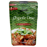 Passage Foods Mild Chipotle Lime Simmer Sauce, 7 Oz (Pack of 6)
