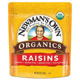 Newmans Own Organics Raisins, 6 OZ (Pack of 12)