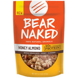 Bear Naked Honey Almond Granola 11.2 Oz Pouch (Pack of 6)