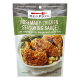 Red Fork Rosemary Chicken Seasoning Sauce, 8 OZ (Pack of 6)