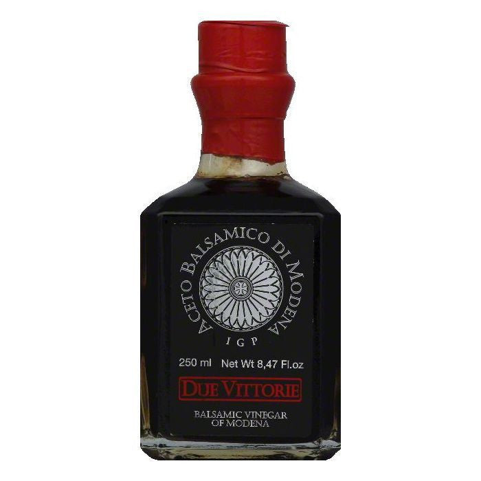 Due Vittorie of Modena Balsamic Vinegar, 8.47 OZ (Pack of 9)