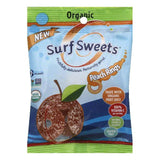 Surf Sweets Organic Peach Rings, 2.75 Oz (Pack of 12)