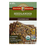 Doctor Kracker Seedlander Flatbread, 7 OZ (Pack of 6)